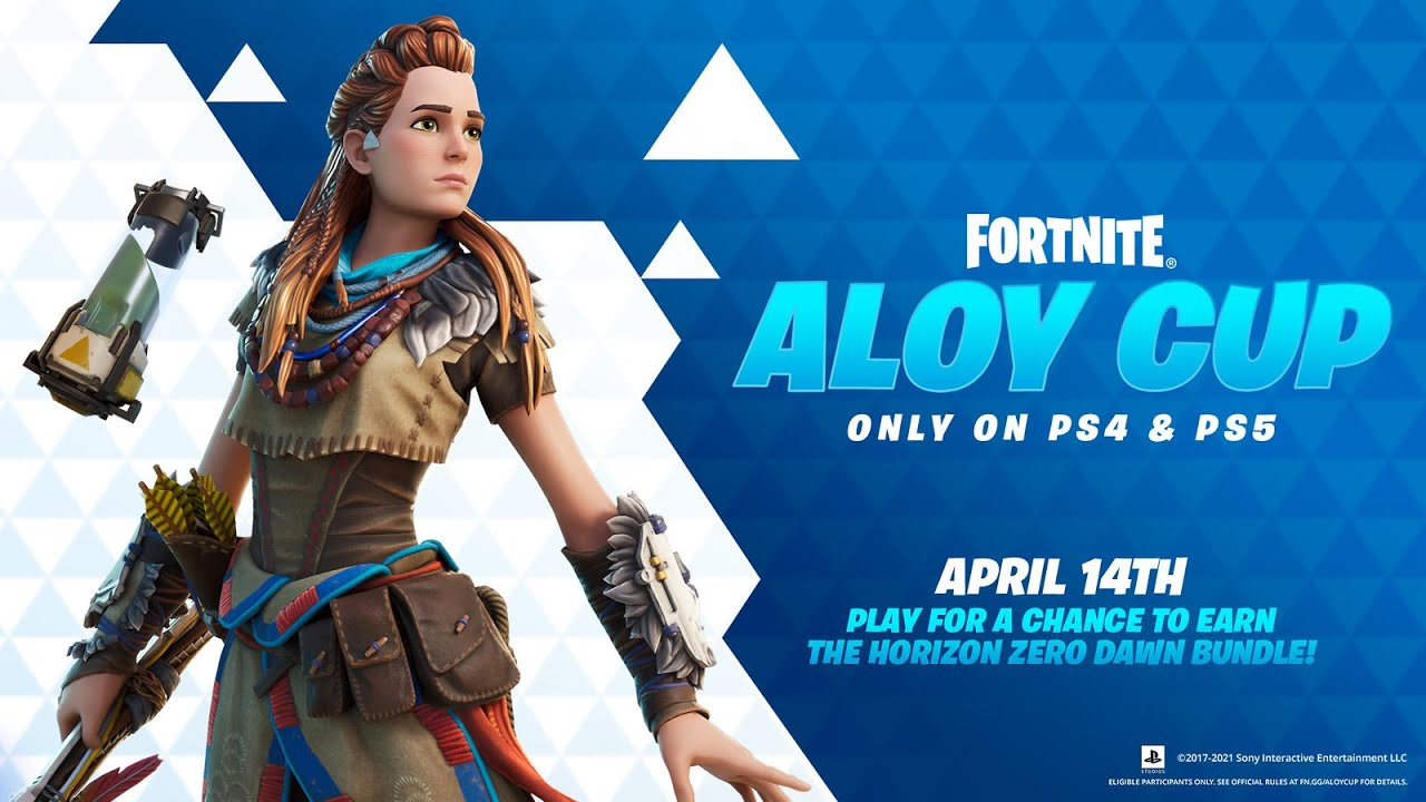 Fortnite x Horizon - How to Unlock Aloy Bundle Early and for FREE (PS Exclusive Aloy Cup) - FN News