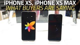 iPhone XS, iPhone XS Max Launched in India | What the Early Buyers Are Saying