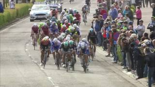 Scheldeprijs 2017 race highlights