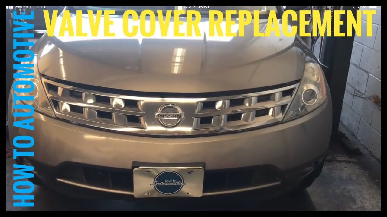 hight resolution of how to replace the valve cover