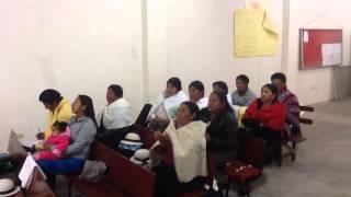 Duo Clarines del Rey desde Ambato Ecuador este canto es dedicado a ti