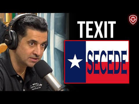 Should Texas Secede From The Union?  Reaction to TEXIT