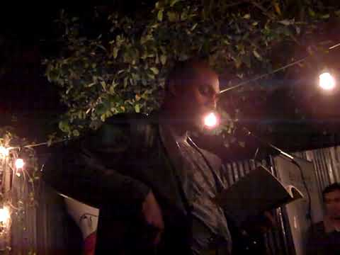 Tony Hoagland & Terrence Hayes at Poison Pen Reading Series
