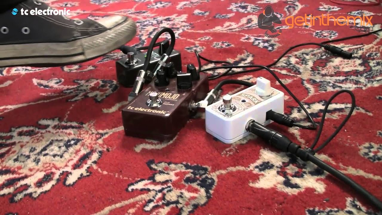 tc electronic spark booster mini guitar boost pedal youtube. Black Bedroom Furniture Sets. Home Design Ideas