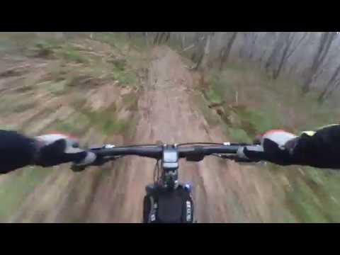 MTB Quemahoning Perimeter Trail
