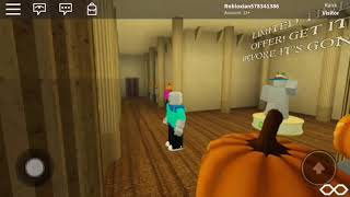 Spirit halloween roblox rollplay
