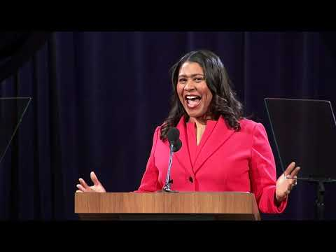 SF Mayor London Breed delivers State of the City address