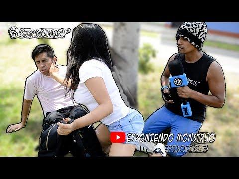 EXPONIENDO MOSTRO - BRAYANBUN (Parodia - Exponiendo Infieles en peru BADABUN ) - Loco IORI