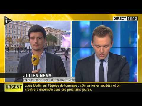 ITélé Edition spéciale 18:00 10/03/15 Laurence Ferrari