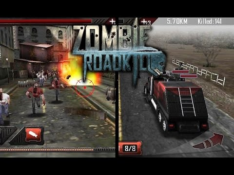 Zombie Roadkill 3D - Mobile Madness Monday - Android Gameplay