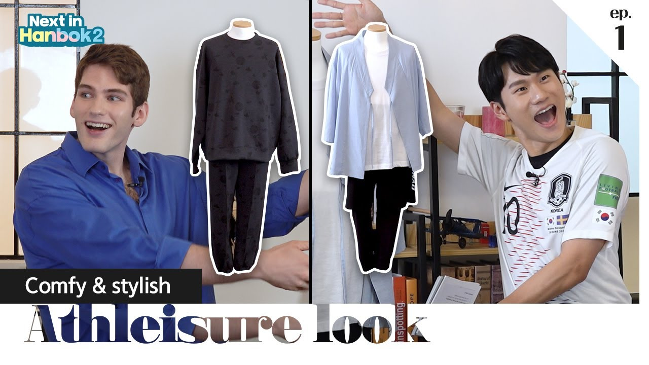 Download [Next in Hanbok Season2] Comfy, stylish, and casual hanbok outfits EP.01