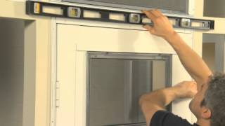 Eze Breeze Retail Store Cabana Door Installation