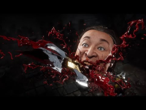 Mortal Kombat 11 - All Fatalities on Shang Tsung! (1080p 60FPS)