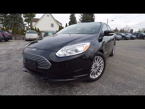 2015 Ford Focus Electric Westmont IL 9759