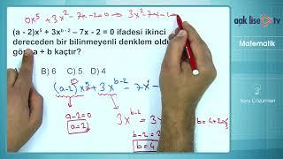 Bunlar Çıkar - Matematik 4 - Bölüm 1