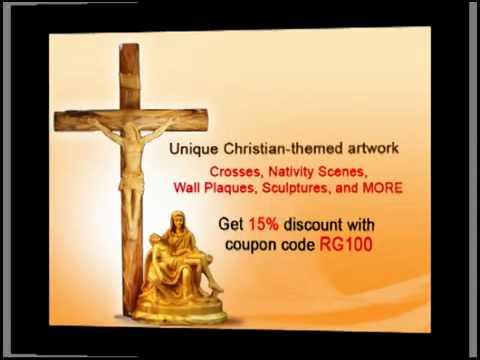 Religious Gifts for catholic christians - Handmade Christmas ...