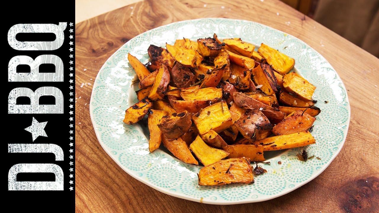 Sweet Potato Wedges Dj Bbq