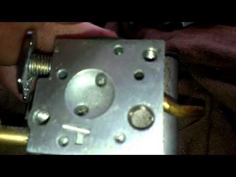 Easy Carburetor Fix Weedeaters