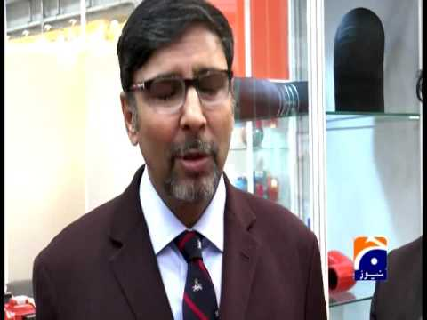GEO News report Pakistan at Hannover Messe