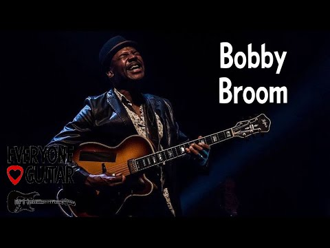 Bobby Broom Interview - Everyone Loves Guitar
