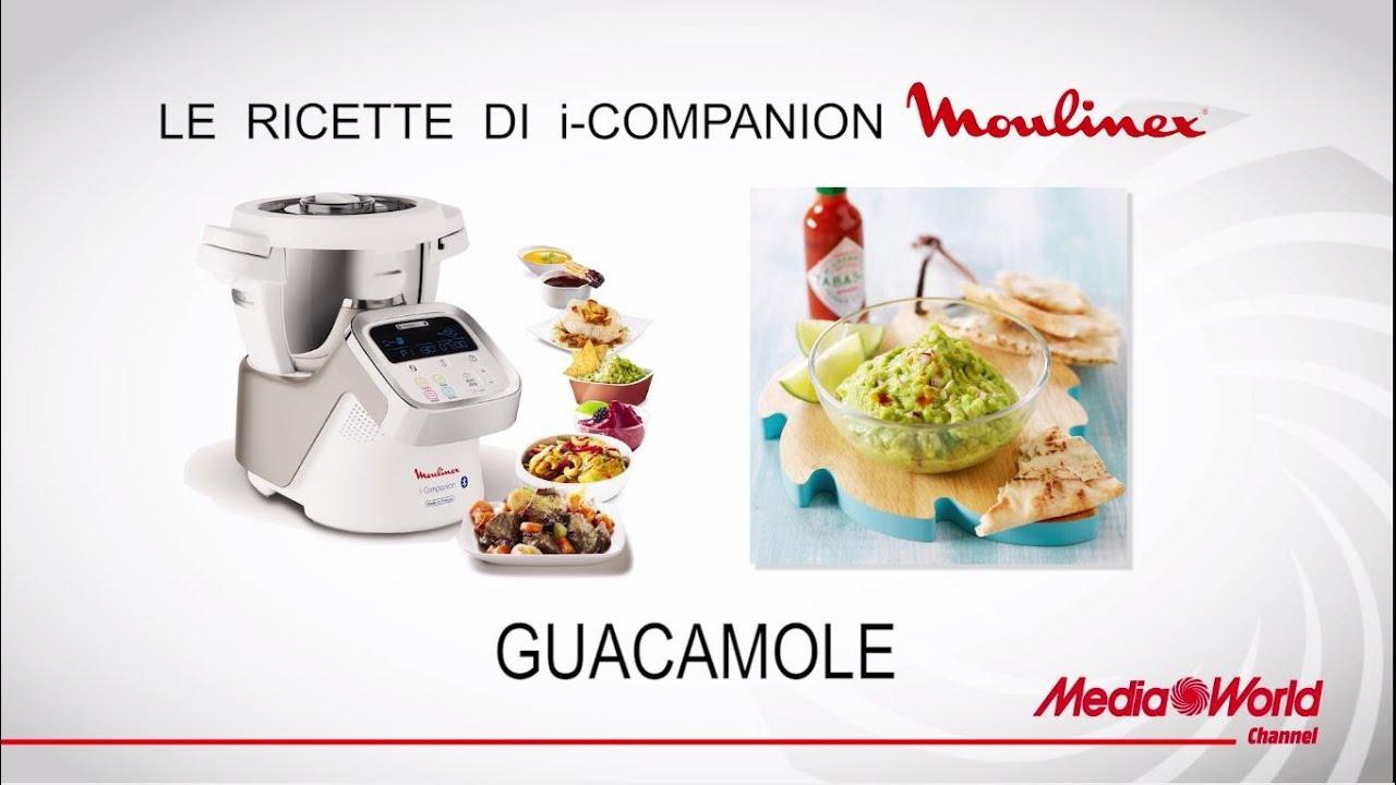 Ricette Moulinex I Companion Guacamole