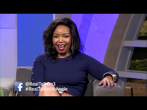 Real Talk with Anele Season 3 Episode 29 - Thembisa Mdoda