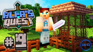 Minecraft - Ali-A's Quest #9 -