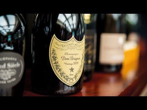 Prestige Cuvée vs Vintage Champagne with Jancis Robinson - Dom Pérignon & Moet Champagne Pair 3/8