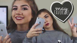 May Favorites 2015 || Makeup, Video Games, & Books ✿