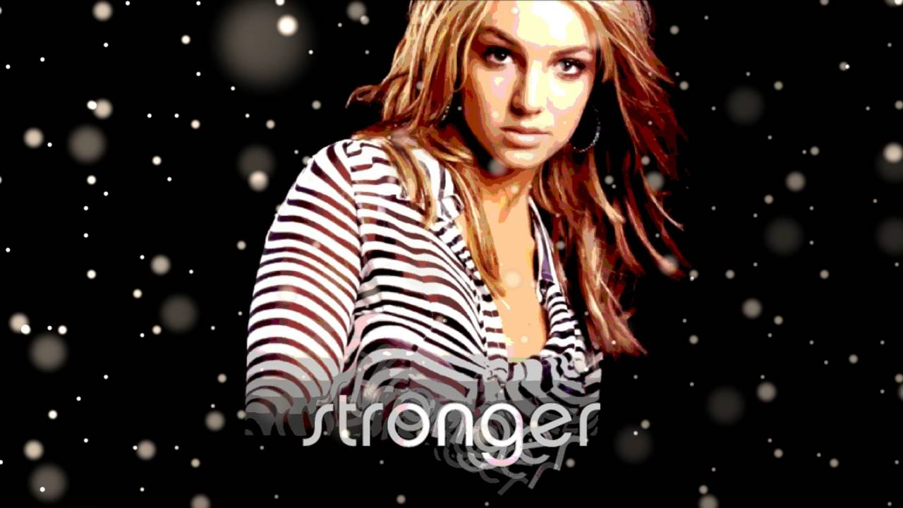 Britney Spears - Stronger (Wip Remix) - YouTube