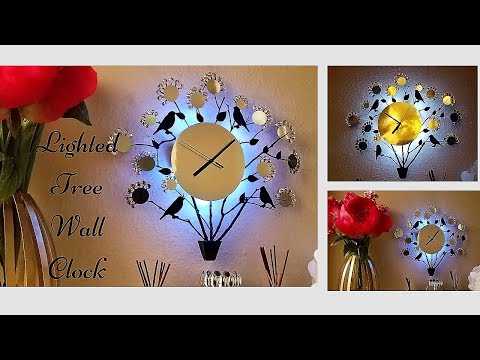 Diy Wall Clock Using Real Twigs! Easy and Inexpensive Wall Decorating idea!