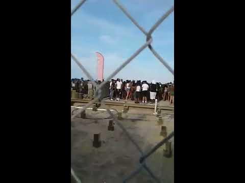 Seaside Park, New Jersey -  Massive gathering sparked by social media