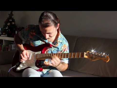 Anyway the wind blows guitar solo - Tropical Heat