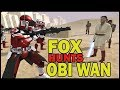 Commander Fox HUNTS Obi Wan - Men of War: Star Wars Mod Tournament Game 7