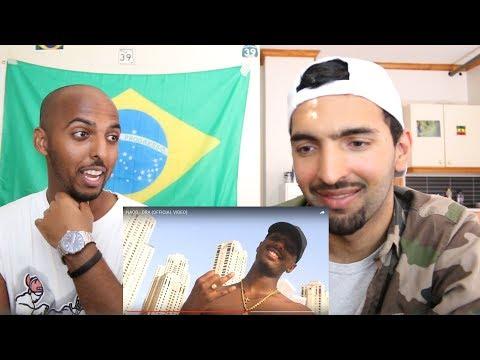 (REACTION) NAOD - DRA (OFFICIAL VIDEO)