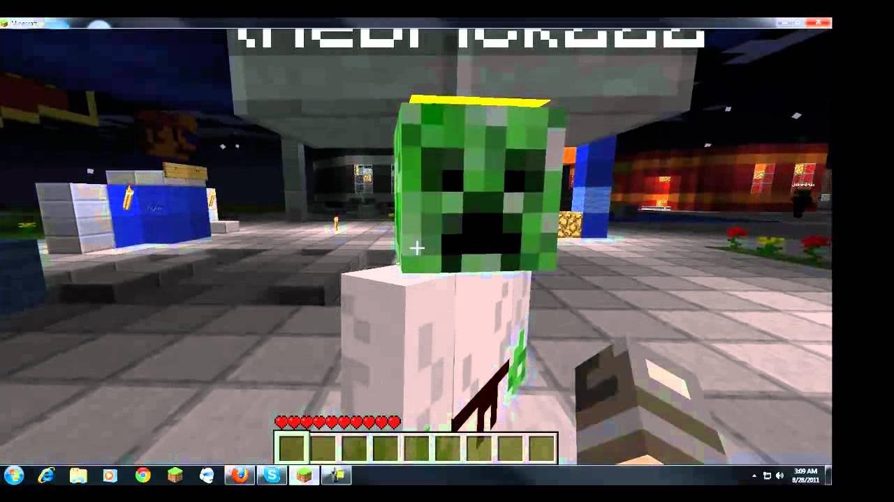 Minecraft Gay Chicken Kyle 3 Joker