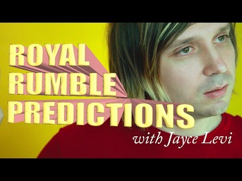 Big Huge Fan #1: Royal Rumble Predictions