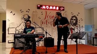 Gambar cover Jonar situmorang Live.  Au di luat nadao
