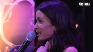 Jenifer en interview chez Nostalgie