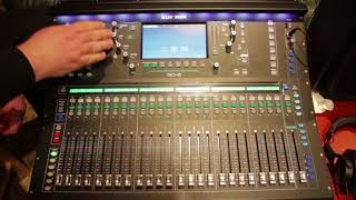 Allen and Heath SQ6 Intro