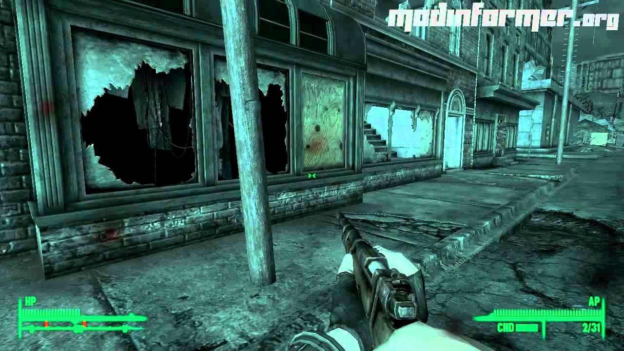 iron sights fallout 3
