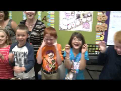 School Shout Out Glacier Edge Elementary School AM 11-4-13