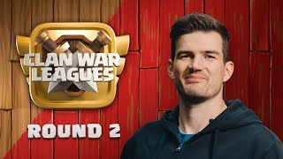 Clash of Clans UPDATE - Clan War Leagues - TH12 Clan War Strategy - Round 2