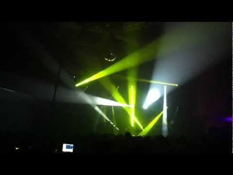 "STS9 ""Sector 9"" @ Jazz Fest 2012 - Mardi Gras World - 4/27/12"