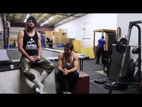 Ep. 3 - How to Start a Parkour Gym - Q&A w/ Ryan Ford (ft. Amos Rendao)