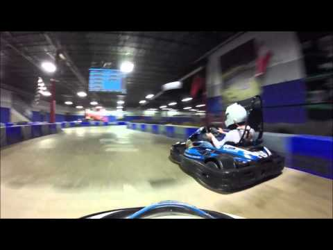 All Pro Guys at Music City Indoor Karting - Session 1