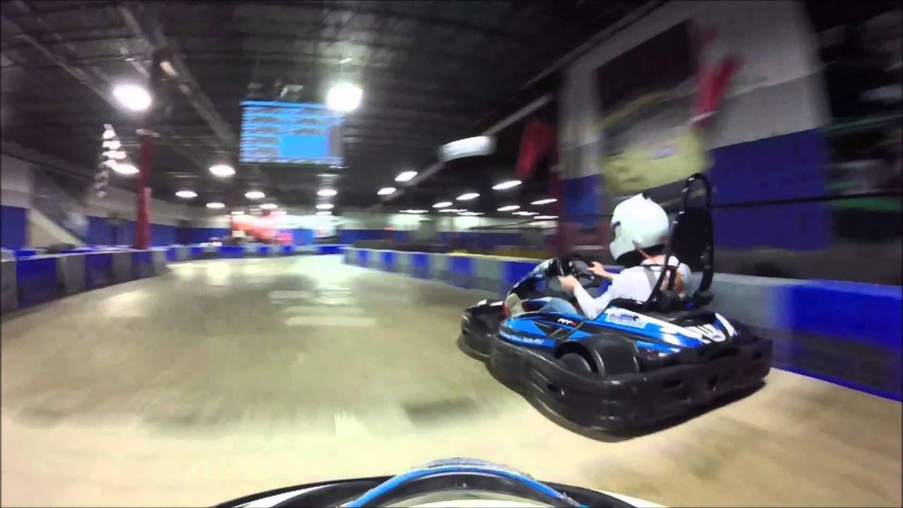 Indoor Go Karts Nashville >> All Pro Guys At Music City Indoor Karting Session 1