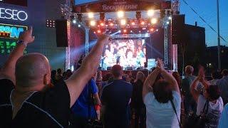 открытие ТРK Воскресенье г.Бийск