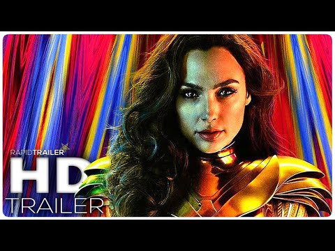 Kevin & Liz - Wonder Woman trailer