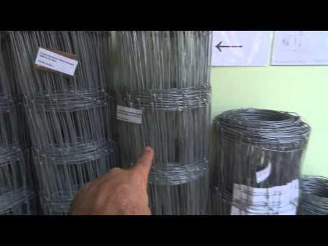 Магазин в Запорожье по продаже проволоки, колючих заграждений, сетки и заборов